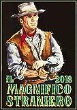 Telecharger Livres Calendrier mural 2018 12 pages 20x30cm Spaghetti Western Wild West Cowboys Vintage film affiche Reprint Calendar (PDF,EPUB,MOBI) gratuits en Francaise