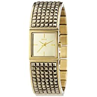 DKNY Women's Quartz Watch, Analog Display and Stainless Steel Strap NY2231
