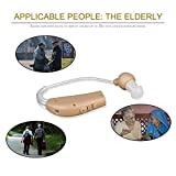 Best Hearing Amplifiers - New Rechargeable ear hearing aid mini device ear Review