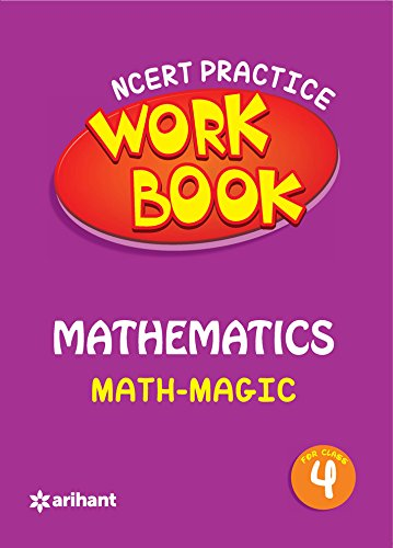 NCERT Practice Workbook Mathematics With Magic Class 4