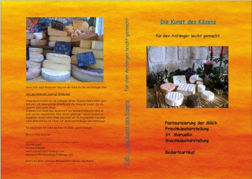 Käse selbst herstellen DVD und Begleitheft