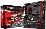 MSI B350M Gaming Pro Socket AM4 Motherboard