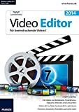Video Editor 2014 [Edizione: Germania]