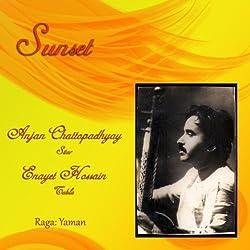 Sunset: Anjan Chattopadhyay - Sitar