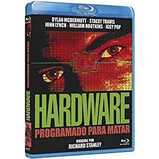 Hardware (HARDWARE, PROGRAMADO PARA MATAR, Spain Import, see details for languages)
