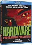 Hardware;Programado Para Matar  Blu Ray 1990 [Blu-ray]