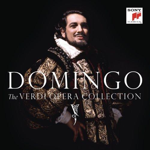 Placido Domingo - the Verdi Opéra Collection