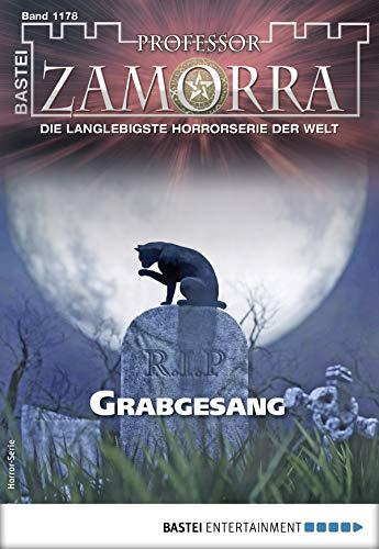 Professor Zamorra 1178 Horror-Serie: