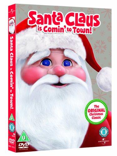 51QknKK0pDL - Santa Claus Is Comin To Town [DVD]