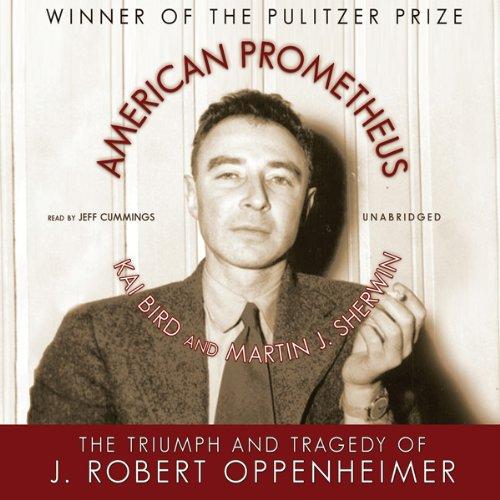 American Prometheus  Audiolibri