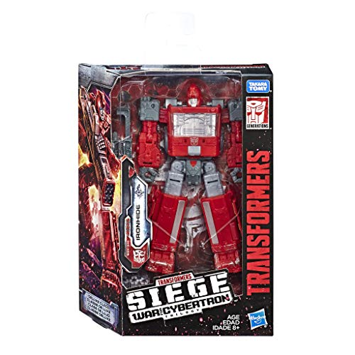 Transformers Generations War for Cybertron Deluxe WFC-S21 Ironhide Action Figure