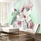 murando - Fototapete Blumen 400x280 cm - Vlies Tapete - Moderne Wanddeko - Design Tapete - Wandtapete - Wand Dekoration - Blumen b-A-0201-a-c