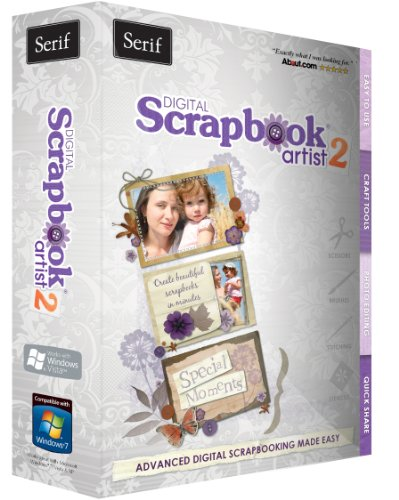 Digital Scrapbook Artist 2 (PC CD)