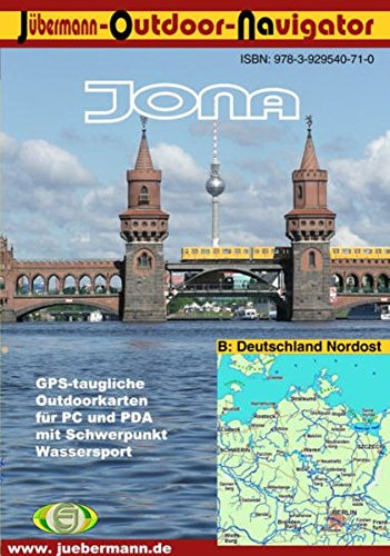 Outdoor Navigation Teil B: JONA-B