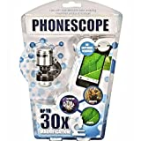 NEW Phonescope Mobile Phone Microscope - up to 30X Magnification!