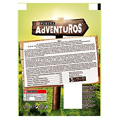 Purina Adventuros Sticks Dog Treats, 120g from Purina Adventuros