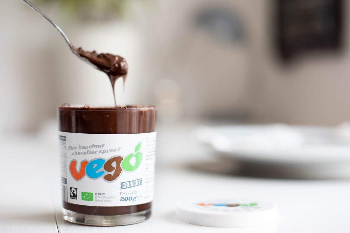Vego Hazelnut Chocolate Spread, 200g