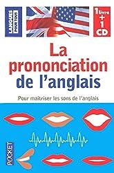 Coffret La prononciation de l'anglais (livre + 1 CD)