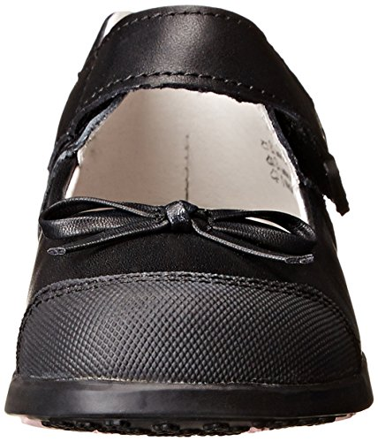 Pediped Becky, Mary Janes Fille Noir (Black)