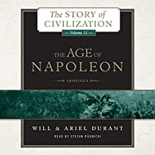 The Age of Napoleon: A History of European Civilization from 1789 to 1815 (Story of Civilization)