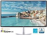 DELL S2719DM LED Display 68,6 cm (27') Wide Quad HD Plana Mate Plata - Monitor (68,6 cm (27'), 2560 x 1440 Pixeles, Wide Quad HD, LCD, 8 ms, Plata)