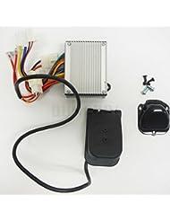 Controlador de reemplazo y acelerador para rasuradora loco c'art (Crazycart Ekit)