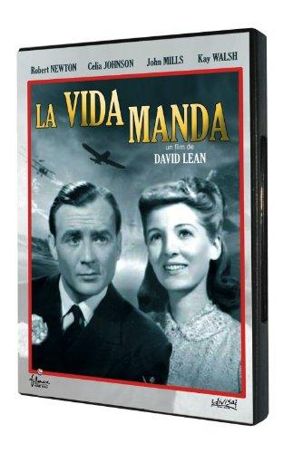 La Vida Manda [1944] *** Region 2 *** Spanish Edition ***