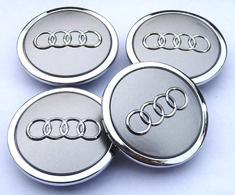 Cache-moyeu Audi