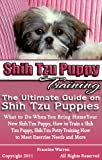 Shih Tzu Puppy Training: The Ultimate Guide on Shih Tzu Puppies, What to Do When You Bring Home Your New Shih Tzu Puppy, Shih Tzu Potty Training, How to Meet Exercise Needs and More