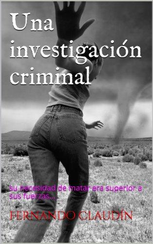 Una investigación criminal par Fernando Claudín