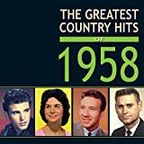 Elvis Presley: The Greatest Country Hits of 1958 (Audio CD)