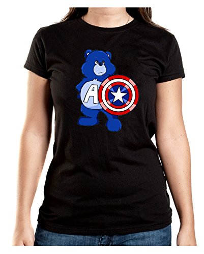 captain-bear-t-shirt-girls-black-certified-freak-xl