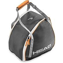 Head Bolsa para botas de esquí unisex, color gris/negro/naranja, talla única