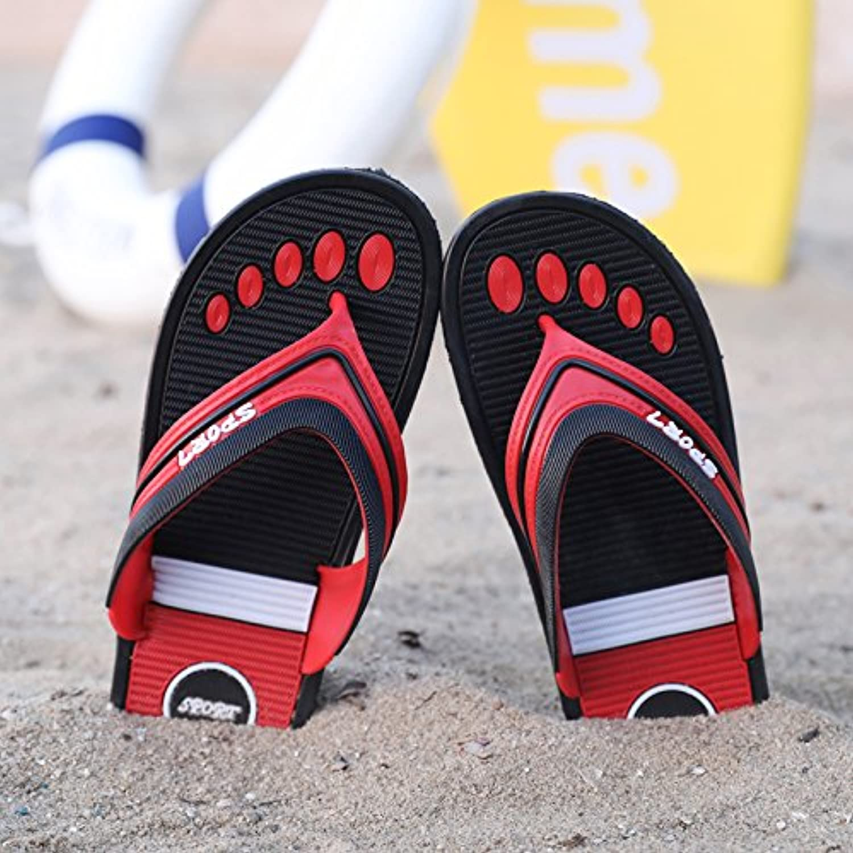 fankou  À l'été de VêteHommes ts pour Hommes  fankou 's Chaussons Été Plage antidérapante Chaussures Hommes  s et,... - B07BRHF8KJ - 5b9a1c