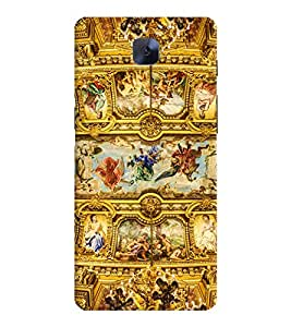 Printvisa A Kings Kingdom Pic Back Case Cover for OnePlus 3::OnePlus Three