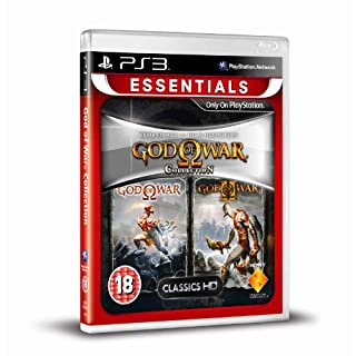 God of war collection: God of war 1 + God of war 2 Essentials- HD [import anglais] (B003FMVTKA) | Amazon price tracker / tracking, Amazon price history charts, Amazon price watches, Amazon price drop alerts