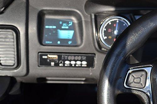 RC Auto kaufen Kinderauto Bild 5: SL Lifestyle Kinderauto Elektro Ford Ranger Vollausstattung R/C Weiss - Mit großem 12V/10Ah Akku 2 Motoren; Kinderautos elektrisch mit original Lizenz*