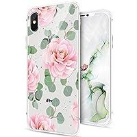 iPhone SE Hülle,iPhone 5S Hülle,iPhone SE/5S Silikon Hülle Tasche Handyhülle,SainCat Kreative Karikatur Blumen... preisvergleich bei billige-tabletten.eu