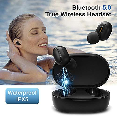Preisvergleich Produktbild Paradesour für AirDots True Wireless Bluetooth-Kopfhörer Ohrhörer In-Ear-Sport Mini Redmi Bluetooth True