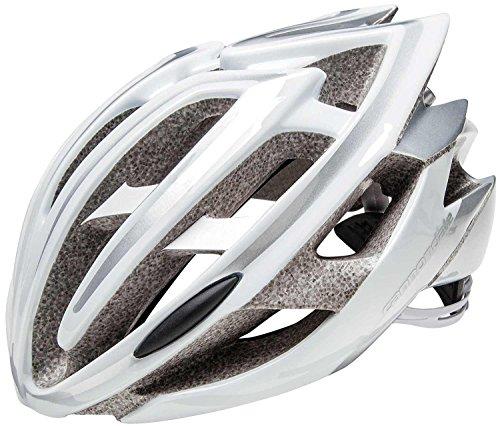 Cannondale Teramo Rennrad Fahrrad Helm weiß 2017: Größe: S/M (52-58cm)