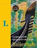 Langenscheidt Sprachkalender 2018 Italienisch - Abreißkalender -