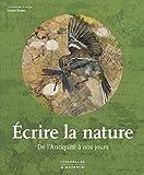 Écrire la nature - De l'Antiquité à nos jours