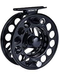 KastKing Katmai imperméable pêche à la mouche de bobine, grand Arbor pêche à la mouche, glissé scellé, aluminium forgé
