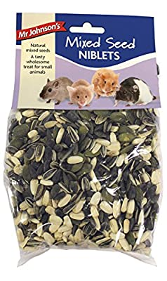 Mr Johnson's Mixed Seed Niblets 160g by Henry Schein
