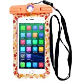 Rrimin VODOOL Universal Waterproof Cases Waterproof Bag Detect Ultraviolet