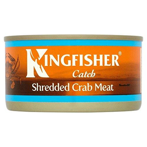 Kingfisher râpé chair de crabe (170g) - Paquet de 2