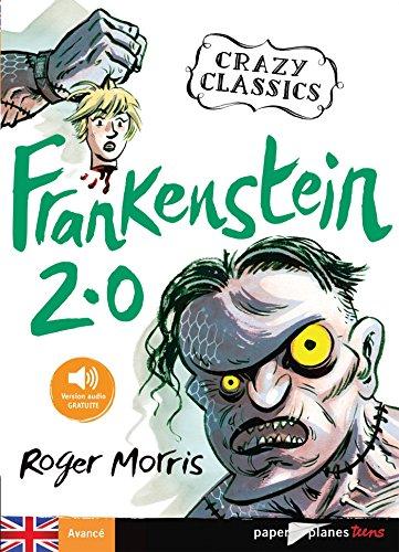 Frankenstein 2.0 - Livre + mp3