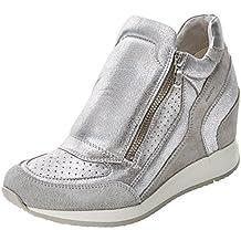 Geox D Nydame, Zapatillas Altas para Mujer