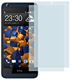mumbi Schutzfolie kompatibel mit HTC Desire 626G Folie klar, Bildschirmschutzfolie (2x)