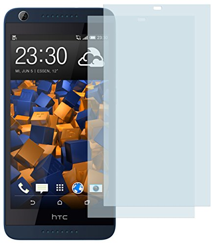 2x mumbi Displayschutzfolie für HTC Desire 626G Schutzfolie